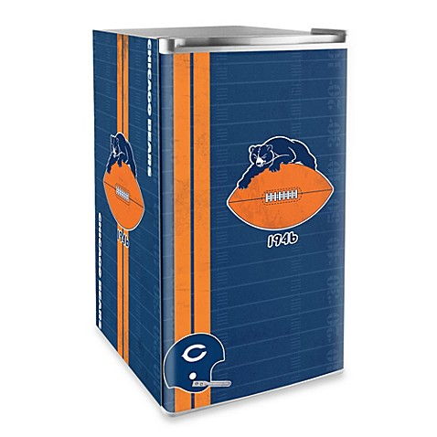 Buy Nfl Chicago Bears Legacy Counter Height Refrigerator