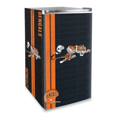 Cincinnati Bengals Licensed Counter Height Refrigerator