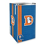 Denver Broncos Licensed Mini-Fridge