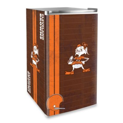 Cleveland Browns Licensed Counter Height Refrigerator