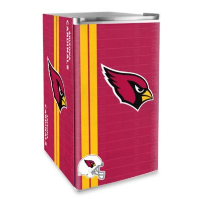Arizona Cardinals Licensed Counter Height Refrigerator