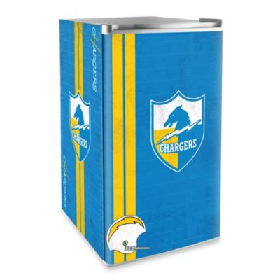 San Diego Chargers Licensed Counter Height Refrigerator