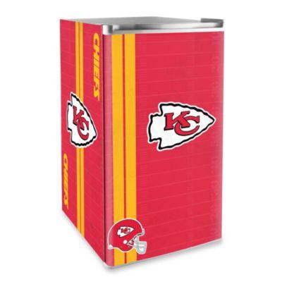Kansas City Chiefs Licensed Counter Height Refrigerator