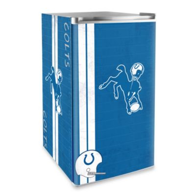 Indianapolis Colts Licensed Counter Height Refrigerator