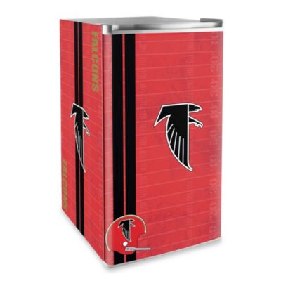 Atlanta Falcons Licensed Counter Height Refrigerator