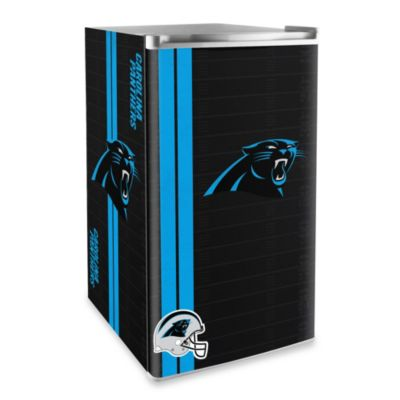 Carolina Panthers Licensed Counter Height Refrigerator