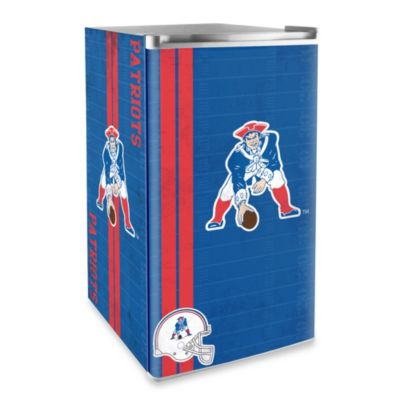 New England Patriots Licensed Mini-Fridge