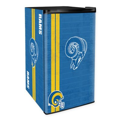 St. Louis Rams Licensed Counter Height Refrigerator
