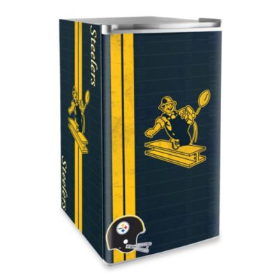 Pittsburgh Steelers Licensed Mini-Fridge