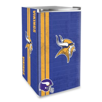 NFL Minnesota Vikings Legacy Counter Height Refrigerator