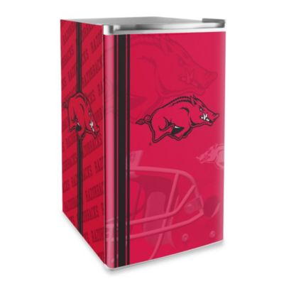 University of Arkansas Licensed Counter Height Refrigerator
