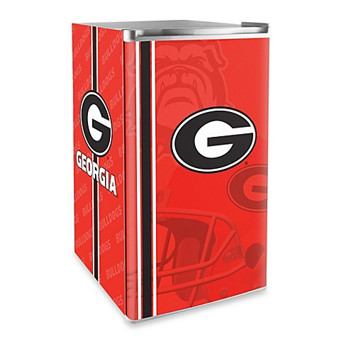 University of Georgia Licensed Counter Height Refrigerator