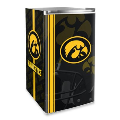 University of Iowa Licensed Counter Height Refrigerator