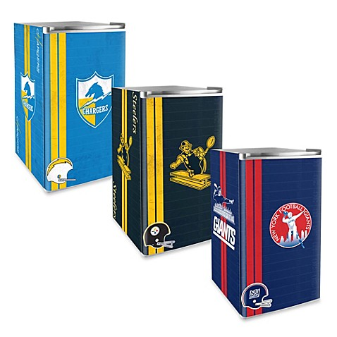 NFL Legacy Counter Height Refrigerator - www.BedBathandBeyond.com
