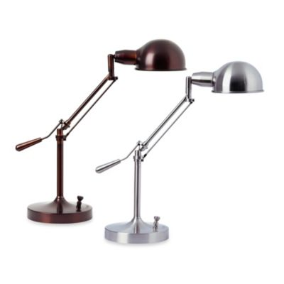 Verilux® Brookfield™ Deluxe Natural Spectrum Desk Lamp in Aged Bronze