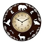 Wildlife Wall Clock