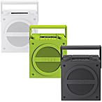 iHome® Bluetooth Wireless Rechargeable Boombox with FM Radio