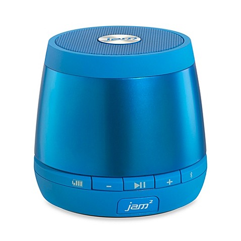 HMDX JAM Plus™ Wireless Speaker in Blue