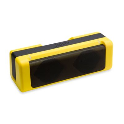 HMDX Jam Party™ Wireless Bluetooth® Stereo Boombox in Yellow
