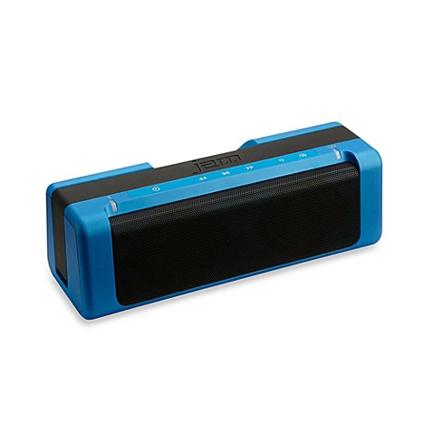 HMDX Jam Party™ Wireless Bluetooth® Stereo Boombox in Blue