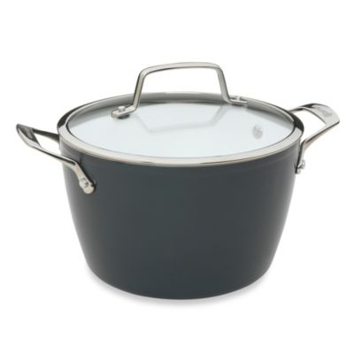 "Bialetti® Aeternum ""Fabio Viviani Signature Series"" Ceramic 6-Quart Covered Dutch Oven"
