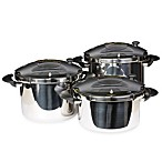 Sitram Stainless Steel Pressure Cookers with Timer