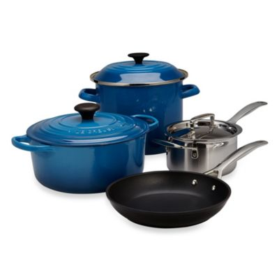 Le Creuset® 7-Piece Cookware Set in Marseille