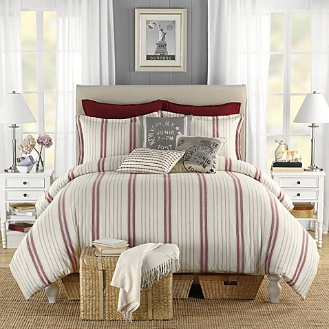 B. Smith Classic Stripe Pillow Shams