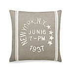 B. Smith Classic Stripe Square Toss Pillow