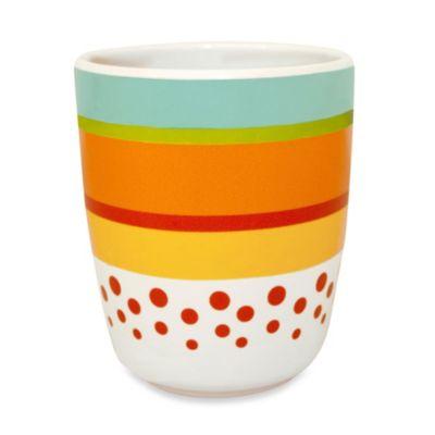SKIP*HOP® Zoo Melamine Stripey Cup