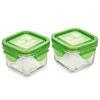 Wean Green® 7-Ounce Snack Cubes in Pea (2-Pack)