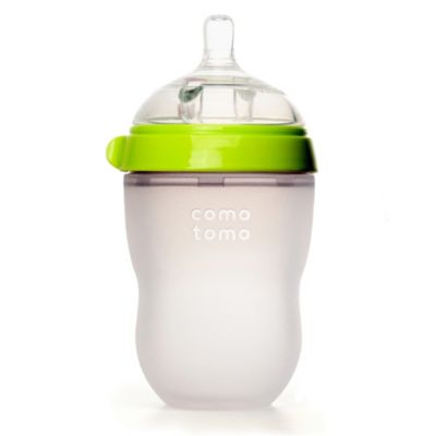 Comotomo™ 8-Ounce Baby Bottle in Green