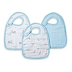 aden™ by aden + anais® 3-Pack Bib Set - Liam the Brave
