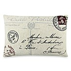Park B. Smith® Vintage House Postale Tapestry Decorative Pillow