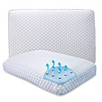 Therapedic® Queen Supreme Comfort Gusseted Memory Foam Pillow