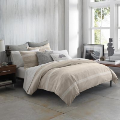 Under The Canopy® The Nurturer Twin Duvet Cover in Sandstone