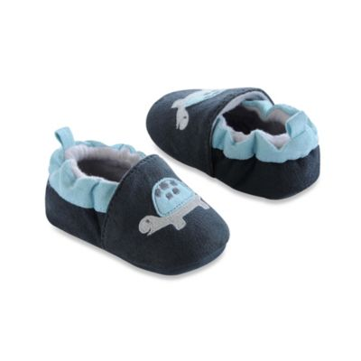 Carter's® Turtle Slippers in Navy