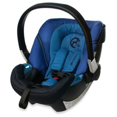 Cybex Aton 2 Infant Car Seat in Heavenly Blue