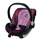 Cybex Aton 2 Infant Car Seat in Violet Spring