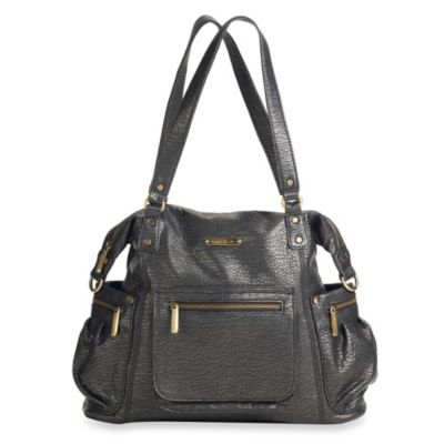 timi & leslie® 2013 Abby Diaper Bag in Grey