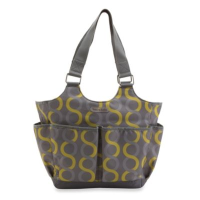 timi & leslie® Tag-A-Long Sami Tote Diaper Bag