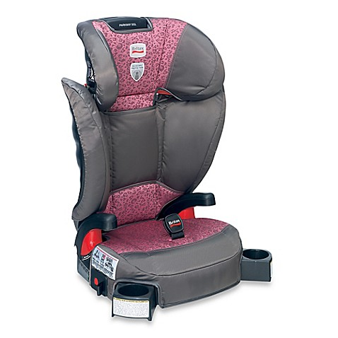 BRITAX Parkway SGL Booster Seat in Cub Pink