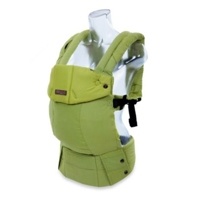 Lillebaby® Complete™ 6-in-1 Organic Cotton Baby Carrier in Green Meadow