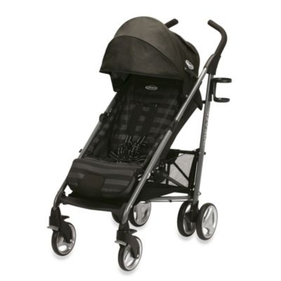 Lightweight Strollers > Graco® Breaze™ Click Connect™ Stroller in Rockweave™