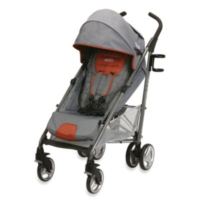 Strollers > Graco® Breaze™ Click Connect™ Stroller in Rust