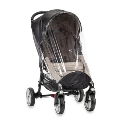 Baby Jogger® City Mini™ 4-Wheel Single Rain & Wind Canopy