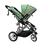 Stroll-Air My Duo Double Twin Stroller in Green