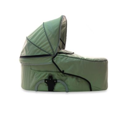 Stroll-Air My Duo Bassinet in Green