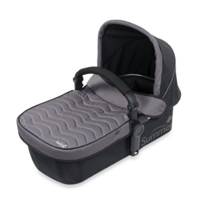 Summer Infant® Fuze Bassinet in Black