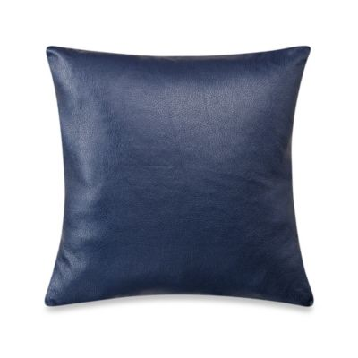 Nicole Miller® Currents Square Toss Pillow in Ink